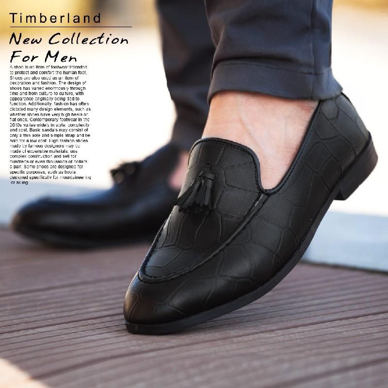 کفش کالج سنگی مردانه مدل Timberland