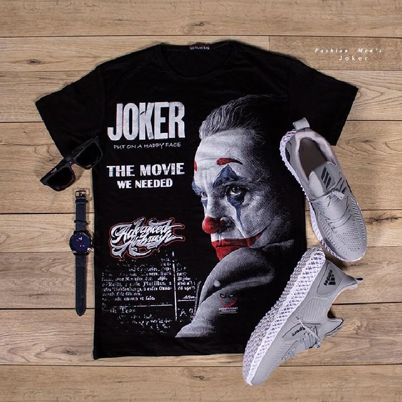 تیشرت مردانه مدل joker