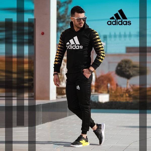 ست سویشرت و شلوار Adidas مدل Rolex