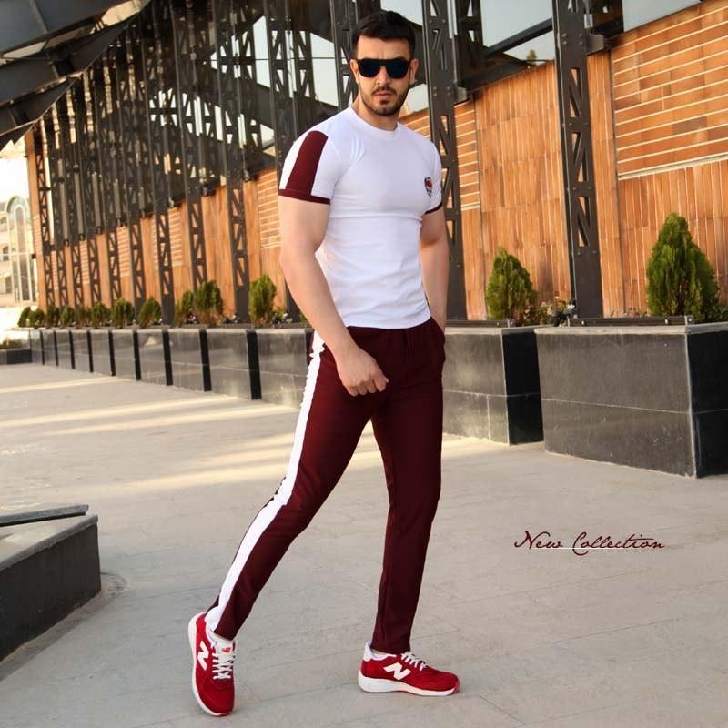 ست تیشرت و شلوار مردانه مدل Darkub
